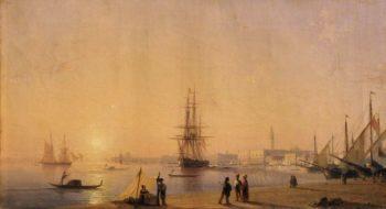 Venice 1 | Ivan Aivazovsky | oil painting