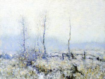 The Fall Season | Bruce Crane | oil painting