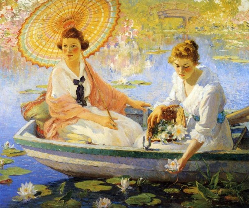 Summer | Colin Campbell Cooper | oil painting