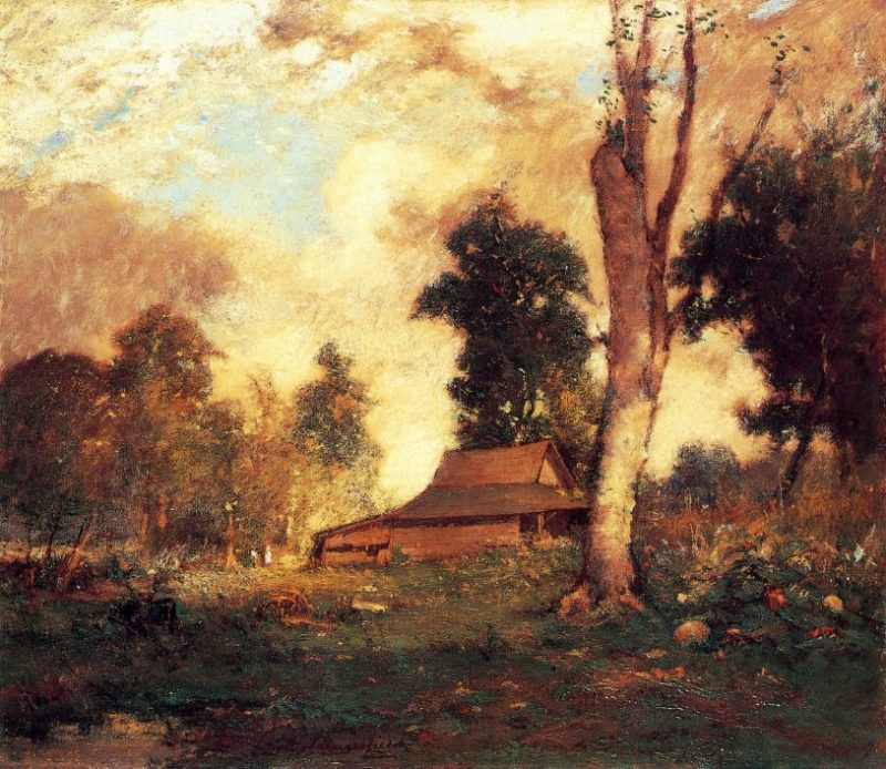 Carolina Sunlight | Elliott Dangerfield | oil painting