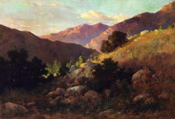 Cherry Canyon   John Bond Francisco   oil painting