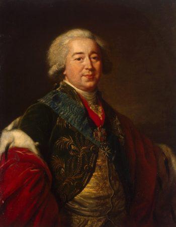 Portrait of PrinceAlexander Kurakin   Vigee Le Brun Elisabeth-Louise   oil painting