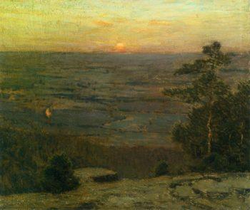The Shawangunk Valley | Charles Warren Eaton | oil painting