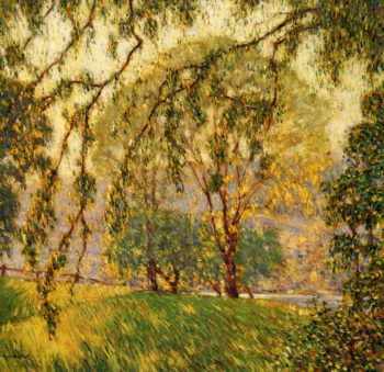 Pleasant Valley | William Howe Foote | oil painting
