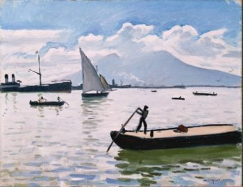 Bay of Naples | Marquet Albert | oil painting