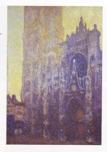 Rouen cathedral | Claude Monet | oil painting