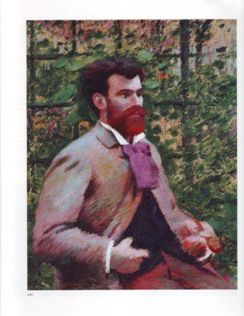 Fernand quignon | Claude Emile Schuffenecker | oil painting