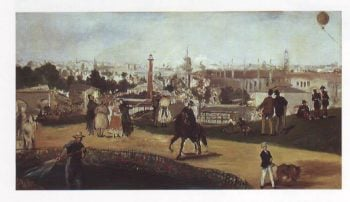 Exposition universelle | Douard Manet | oil painting