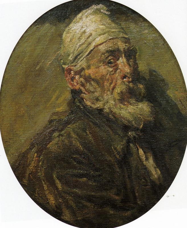 Self Portrait | Francisco Gimeno Arasa | oil painting