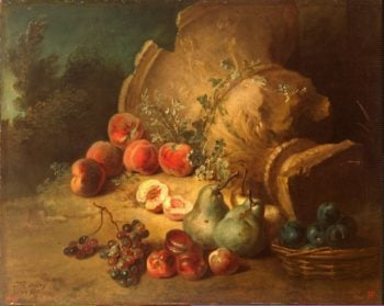 Still Life with Fruit | Oudry Jean-Baptiste | oil painting