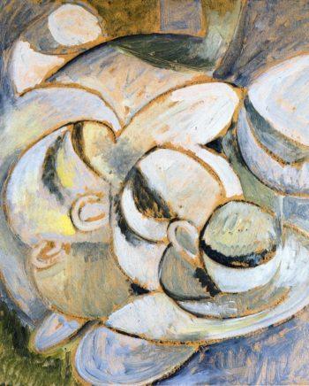 Still Life 1919 | Alfred Henry Maurer | oil painting