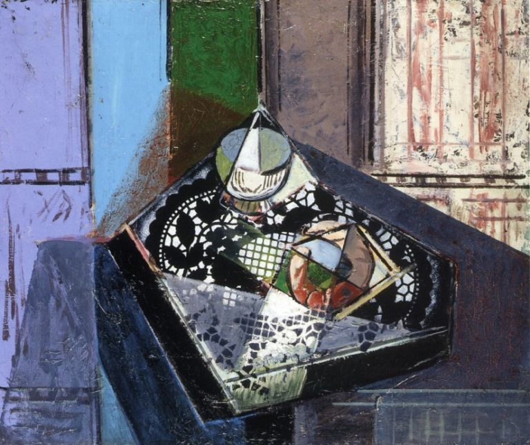 Still Life with Cup 1929 | Alfred Henry Maurer | oil painting