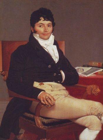 Philibert Riviere   Jean-Auguste-Dominique Ingres   oil painting