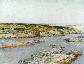Summer Afternoon, Isles of Shoals Frederick Childe Hassam