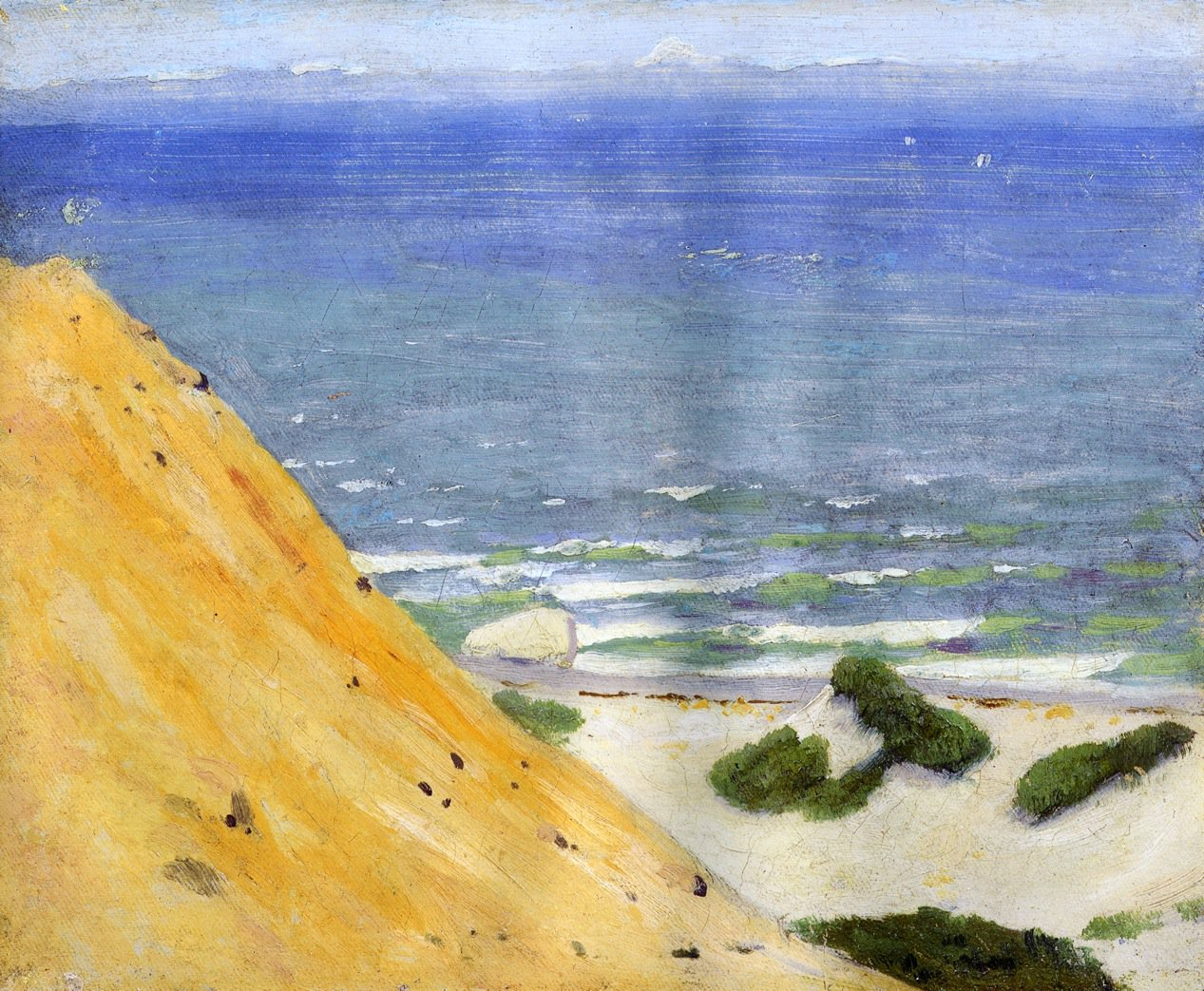 Gay Head 1913 | Arthur Wesley Dow | oil painting