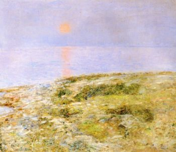 Sunset, Isle of Shoals Frederick Childe Hassam