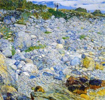Rocky Beach, Appledore Frederick Childe Hassam