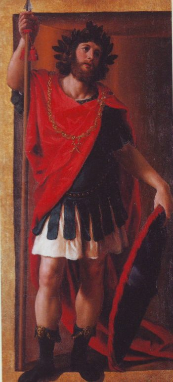 Honour | Alessandro Turchi | oil painting