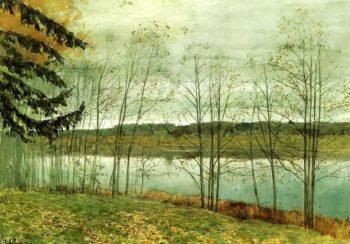 Autumn 1891 1899 | Isaac Ilich Levitan | oil painting