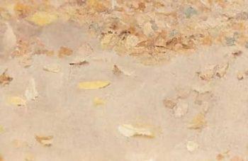 Autumn leaves 1879 | Isaac Ilich Levitan | oil painting