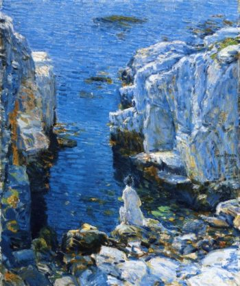 The Isles of Shoals | Frederick Childe Hassam | oil painting