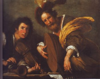 The Concert | Bernardo Strozzi | oil painting