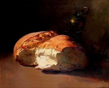 Pan | Jose Bardasano Baos | oil painting