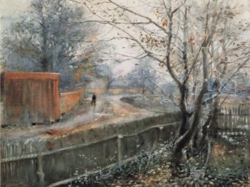 Autumn Varberg | Nils Kreuger | oil painting