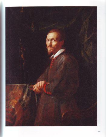 Portrait Of Vincenzo Avogadro | Domenico Fetti | oil painting