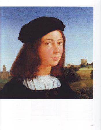 Portrait Of A Man | Follower Of Raphael | oil painting