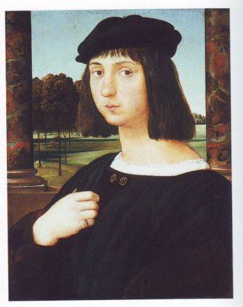 Portrait Of A Man2jpg | Follower Of Raphael | oil painting