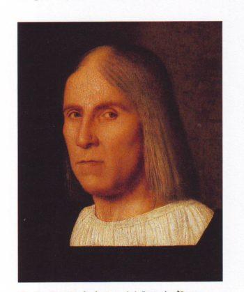 Portrait Of Jacopo Sannzzaro | Gian Paolo De Agostini | oil painting