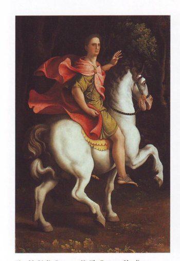 The Emperor Claudius | Giulio Romano | oil painting