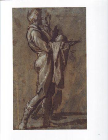 Two Servants | Ludovico Cigoli | oil painting