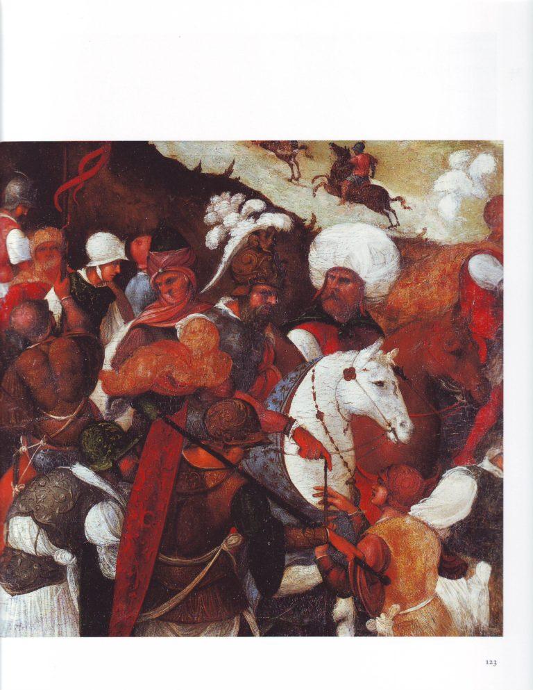 Warriors | Ludovico Mazzolino | oil painting