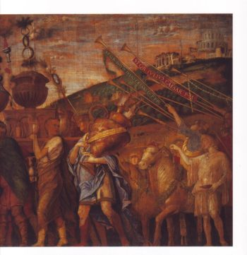 The Triumphs Of Caesar-Canvas IV | Mantegna | oil painting