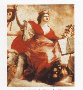Victory | Orazio Gentileschi | oil painting