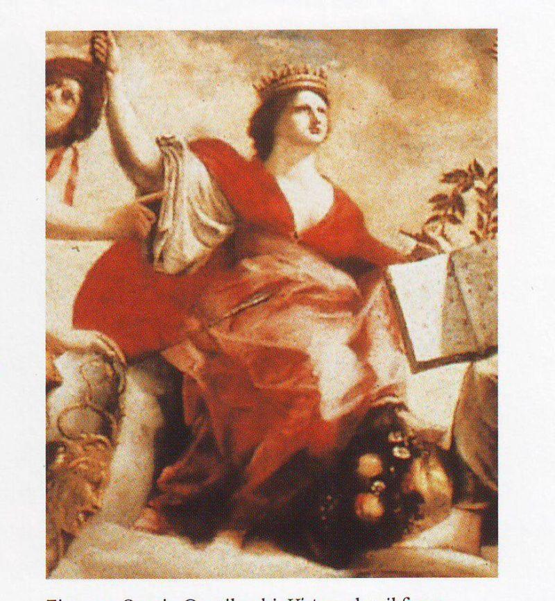 Victory   Orazio Gentileschi   oil painting
