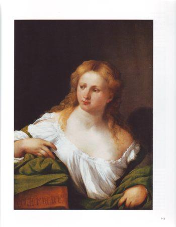 A Sibyl | Palama Vecchio | oil painting