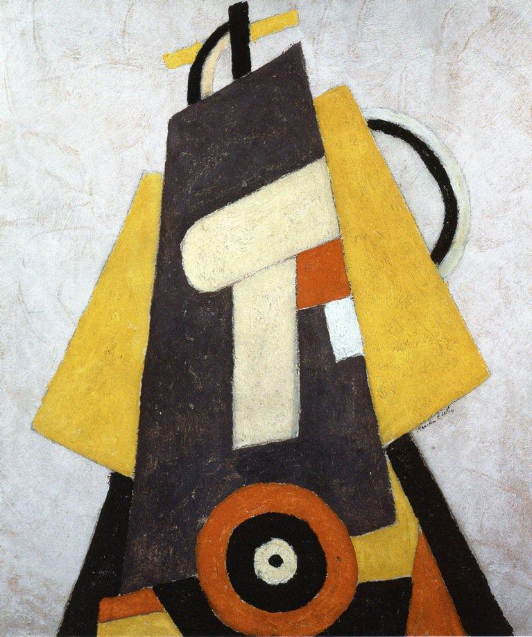 Movement Sails | Marsden Hartley | oil painting