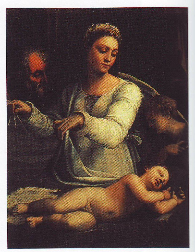 Madonna Del Velo | Sebastiano Del Piombo | oil painting