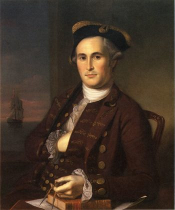 Mordecai Gist | Charles Willson Peale | oil painting