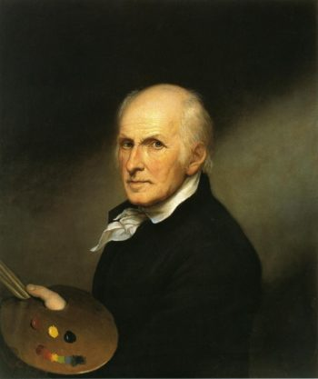 Self Portrait | Charles Willson Peale | oil painting