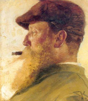 Christian Krogh | Peder Severin Kroyer | oil painting