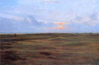 Marisma | Peder Severin Kroyer | oil painting