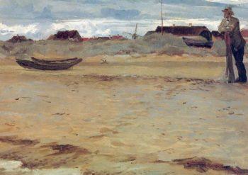 Skagen   Peder Severin Kroyer   oil painting
