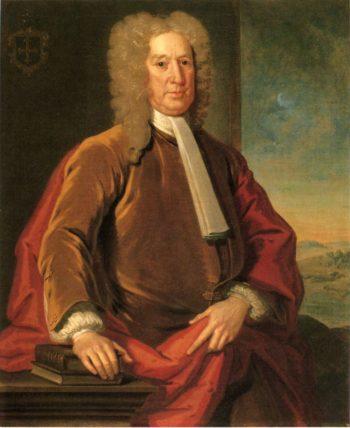 John Nelson   John Smibert   oil painting
