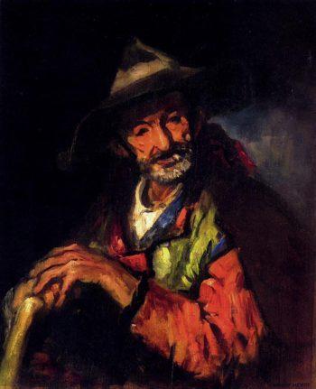 El Segoviano | Robert Henri | oil painting