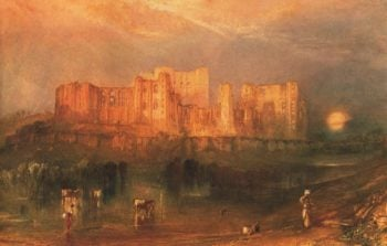 Kenilworth Castle | Joseph Mallord William Turner | oil painting