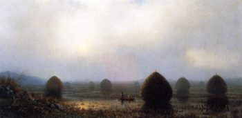 The Great Swamp | Martin Johnson Heade | oil painting